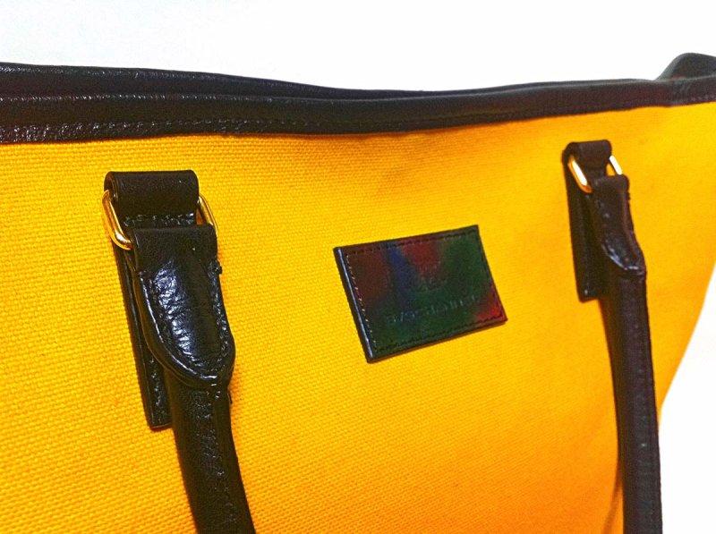 画像5: サフラン キャンバストートバッグ